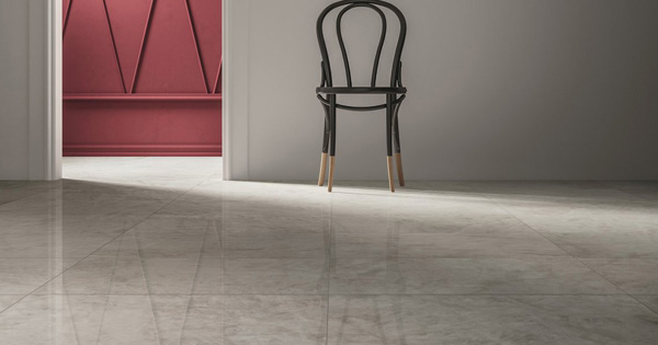 Carrelages en gr s c rame gris quarzo greige marble lab for Carrelage 120x60