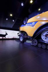 Expositions - SUSTAINABLE FARM PAVILLON EXPO MILANO 2015 - NEW HOLLAND AGRICULTURE