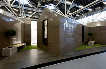 CERSAIE 2017 / Fiandre Architectural Surfaces