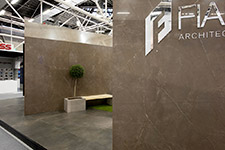 Expositions - CERSAIE 2017 / Fiandre Architectural Surfaces