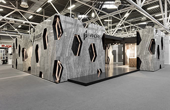 CERSAIE 2018 / Fiandre Architectural Surfaces