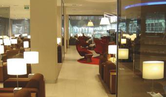 KLM CROWN LOUNGE AEROPORT SCHIPHOL