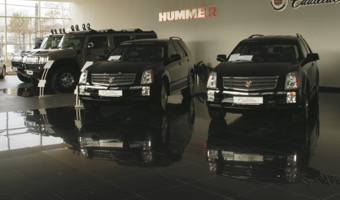 CONCESSIONNAIRE HUMMER-CADILLAC